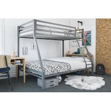 Bunk Beds At Walmart by Mainstays Premium Twin Over Full Metal Bunk Bed Multiple Colors