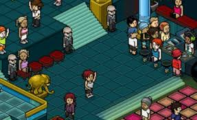 Virtual Theft The Habbo Hotel Website From Where 400 Items Have Been Stolen