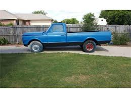 1972 GMC Pickup For Sale | ClassicCars.com | CC-1171968