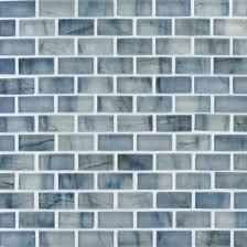 american olean visionaire brick va90 serenity blue 5 8 x 1 1 4