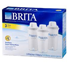 Brita Faucet Filter Replacement Instructions by Amazon Com Brita 987554 Pitcher Replacement Filters 10 Pack