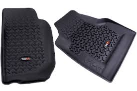 Rugged Ridge Floor Liners by Rugged Ridge Floor Liners Off Road Products Truckaddons Com