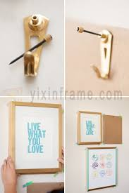 The Final Step Is Hanging Photo Frame On Wall Do Not Have To Remove Handmade Paper And Then Make Minor Adjustments