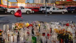 Halloween Mart Las Vegas by In The Aftermath Of Massacre Las Vegas Is Stripped Of Some Of Its