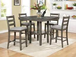 Dining Room Chair Set Of 4 Tahoe Counter Height Table Chairs Upholstered Covers