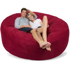 Large Bean Bag - 7 Foot Bean Bag - Large Bean Bag Chair Durable Bean Bags Foam Sack Chair Nice Bag Chairs Comfy Kids Cover Only Electric Blue Stain 6 Foot Top 10 Best Of 2018 Review Fniture Reviews Jordan Manufacturing Company Classic Jumbo Navy Patio Majestic Home Goods Sofa Soft Comfortable Lounge Memory Round Loft Concepts Jack And Jil Wayfair Childrens Factory The 7 2019