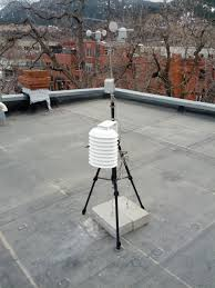 100 Wundergrond Weather Station Wirelessly Connected To Wunderground Learn