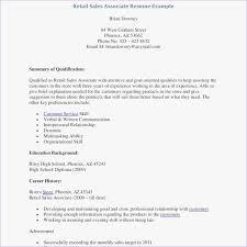 Example Retail Resume Retail Resume Examples Skills