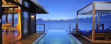 chambre sur pilotis maldives bungalow ou villa sur pilotis aux maldives voyages maldives à la carte