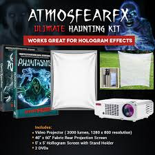 Buy Halloween Hologram Projector by Nova Halloween Youtube Reality Halloween Atmosfearfx