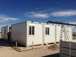 100 House Made From Storage Containers China Prefabricated Flat Pack Portable Container