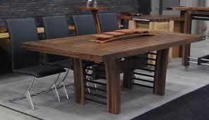 table en bois de cuisine tables en bois signature dion signature stéphane dion