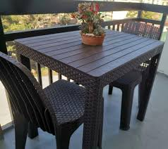 Jolly Rattan Table & Chairs On Carousell 315 Round Alinum Table Set4 Black Rattan Chairs 8 Seater Ding Set L Shape Sofa Brown Beige Garden Amazoncom Chloe Rossetti 17 Piece Outdoor Made Coffee Table Set Stock Photo Image Of Contemporary Hot Item Modern Fniture Stainless Steel And Lordbee Large 5 Pcs Patio Wicker Belleze 3 Two One Glass Details About Chair Cushion Home Deck Pool 3pc Durable For Pcs New Y7n0