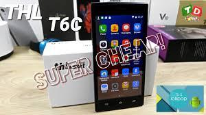 THL T6C Super Bud Smartphone of 2016