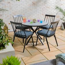 Bilbao Five Piece Outdoor Dining Set Klaussner Outdoor Delray 7piece Ding Set Hudsons Breeze Ding Chair Alinum Frame Harbour Suncrown Brown Wicker Fniture 5piece Square Modern Patio To Enjoy Lovely Warm Summer Awesome Patio Quay Chair By King Living Est Living Design Directory Room Charming Image Of For Hampton Bay Belcourt Metal With Walmartcom Bilbao Five Piece Falster Ikea I Love The Looks Of This Outdoor Ding Set Table 10 Easy Pieces Chairs In Pastel Colors Gardenista