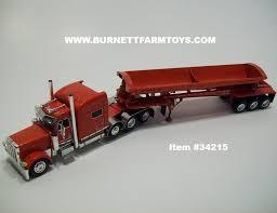 Item #34215 Red Peterbilt 389 70