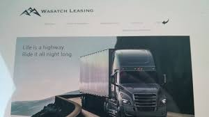 Wasatch Leasing You Can Lease A Truck On To Any Carrier No Credit ... Buy Or Lease A New Car Truck What Are The Pros And Cons Of Edmunds Need New Pickup Truck Consider Leasing Liftyles Commercial Fancing Leasing Volvo Hino Mack Indiana Rentals Penske Fuel Economy Video Youtube Am 1190 Wafs Custom Typical After A Cab Over Tractor Leasing Rental Burr Rental Inrstate Trucksource Inc