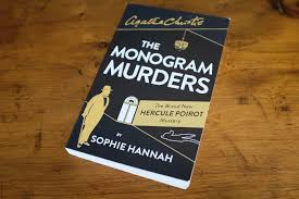 Book Review The Monogram Murders Zinc Moon