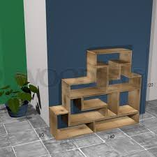 tetris shelf woodself free plans for woodworking