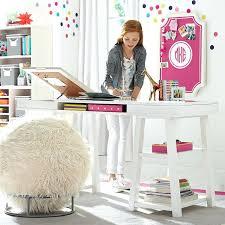 Pbteen Fluffy Desk Chair Industrial Target
