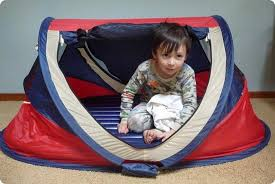 Regalo My Cot Portable Travel Bed by Winner Peapod Portable Travel Bed