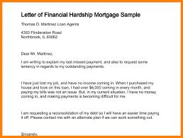 5 letter requesting for financial support