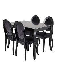 Elise Rectangular Dining Table 4 Chairs Aldridge High Gloss Ding Table White With Black Glass Top 4 Chairs Rowley Black Ding Set And Byvstan Leifarne Dark Brown White Fnitureboxuk Giovani Blackwhite Set Lorenzo Chairs Seats Cosco 5piece Foldinhalf Folding Card Garden Fniture Set Quatro Table Parasol Black Steel Frame Greywhite Striped Cushions Abingdon Stoway Fads Hera 140cm In Give Your Ding Room A New Look Rhonda With Inspire Greywhite Kids Chair