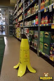 Banana Wet Floor Sign by Banana Wet Floor The Banana Cone Pinterest Wet Floor