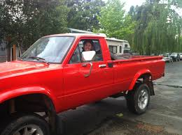 Toyota Pickup Questions - My 1985 4Runner 4WD Jammed Up Last Time I ...