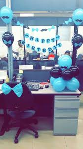 18 best office birthday decorations images on pinterest office