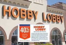 Hobby Lobby: If You Don't Like Our Coupons, Too Bad ... Hobby Lobby 40 Off Printable Coupon Or Via Mobile Phone Tips From A Former Employee Save Nearly Half Off W Code Lobby Coupons Sept 2018 Santa Deals Cork 5 Best Websites Online In Store 50 Coupons And Codes Up To Dec19 Bettys Promo Code Free Delivery Syracuse Coupon Book 2019 Shop Senseo Pod Milehlobbycom Vegan Morning Star At Michaels Exp 41 Craft Store