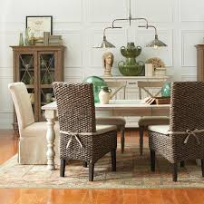 Slipcover Chairs Dining Room by Aberdeen Dining Chair Riverside Frontroom Furnishings