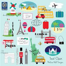 World Travel Clipart