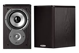 Amazon Polk Audio TSi100 Bookshelf Speakers Pair Black