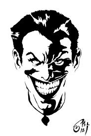 Joker Pumpkin Pattern by 28 Joker Face Pumpkin Stencil Arkham Asylum Joker Jack O