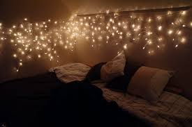 Christmas Lights In The Bedroom Home And Decor Light Ideas 588x390
