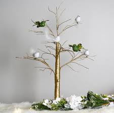 Driftwood Christmas Trees Uk by Gold Alternative Christmas Tree