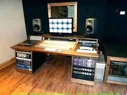Home Recording Studio Ideas Desk Plans Decoration