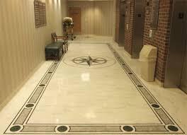 Border Designs Marble Floor