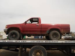 100 Used Toyota Pickup Truck 1990 44 Parts