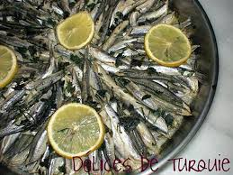 cuisine turc facile recette d anchois frais au four