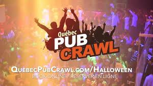 Charlotte Nc Halloween Pub Crawl by Halloween Québec Pub Crawl Youtube
