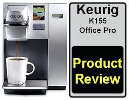 Keurig Office Coffee Maker Pro Specs B150