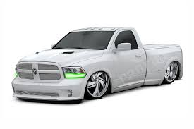 100 2013 Dodge Truck Ram Profile Pixel DRL Boards The HID Factory