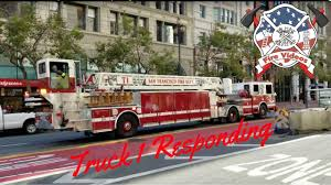 San Francisco Fire Department Truck 1 Responding - YouTube Usa San Francisco Fire Engine At Golden Gate Stock Photo Royalty Color Challenge Fire Engine Red Steemkr Dept Mcu 1 Mci On 7182009 Train Vs Flickr Twitter Thanks Ferra Truck Sffd Youtube 2 Assistant Chiefs Suspended In Case Of Department 50659357 Fileusasan Franciscofire Engine1jpg Wikimedia Commons Firetruck Citizen Photos American Lafrance Eagle Pumper City Tours Bay Guide Visitors 2018 Calendars Available Now Apparatus