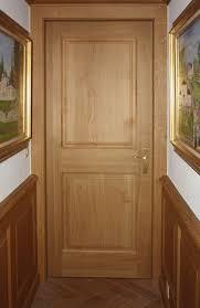 porte de chambre en bois porte bois contemporaine urbantrott com
