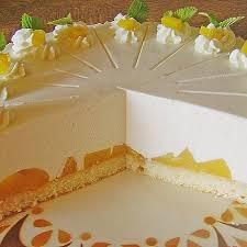 quark pfirsich sahne torte paehm chefkoch
