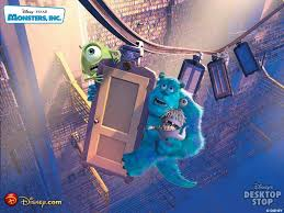 Monsters Inc Door chase scene Lights Camera Immersion