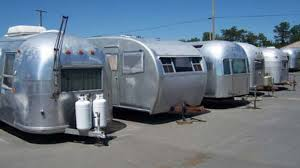 100 Restoring Airstream Travel Trailers Vintage Brought Back To Life At Former Air Force Base