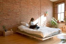 the floyd platform bed a modern and modular bed frame ippinka